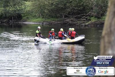 Rafting River Tay 04 09 21 9 30