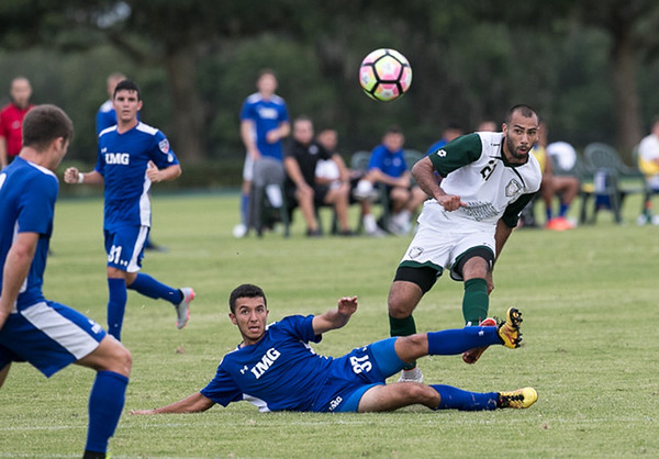 IMG Academy vs. The Villages SC   6-10-17 (Ph by Dave Boege)