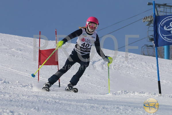 Women's KVAC-MVC Giant Slalom