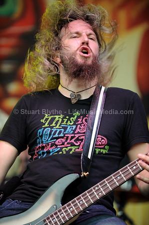 Steel Panther, Bad Religion, Mastodon, Hatebreed, The Used  @ Brisbane Soundwave 2012