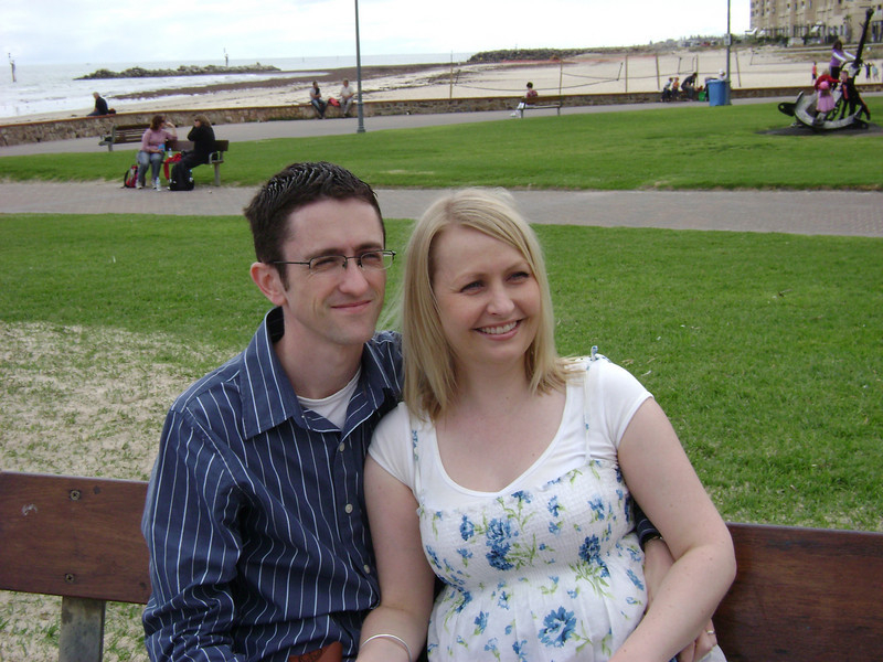 Kathryn and David in April 2009 038.jpg