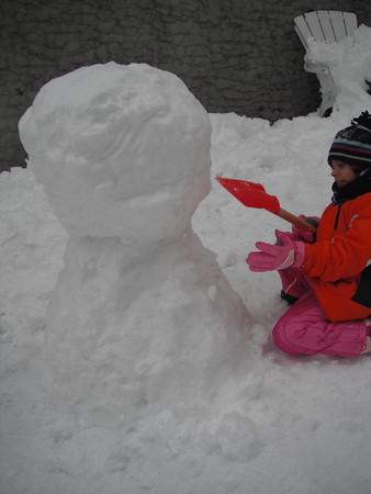 2011-Snow storm