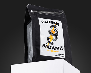 Caffeine & Watts Coffee