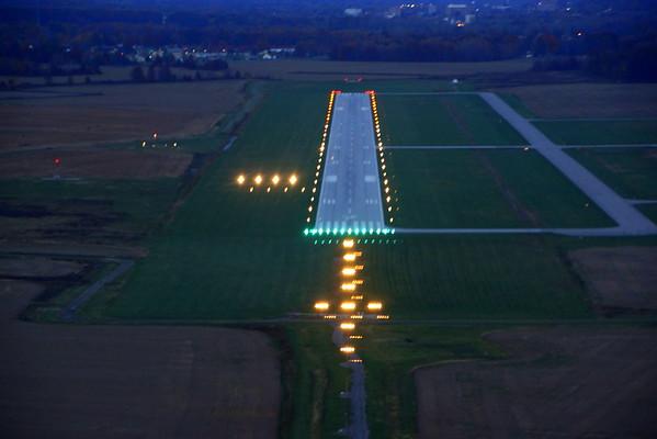 Lorain County Airport Runway