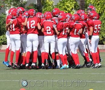 2013 MCDS JV Football