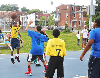GNPAL's Summer Basketball League