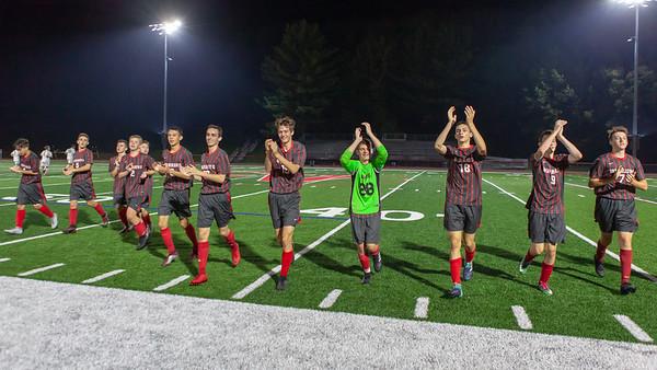 10-09-18 Boys Soccer CV vs Seton