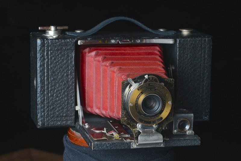 Kodak No. 2 Folding Pocket Brownie ~ 1910
