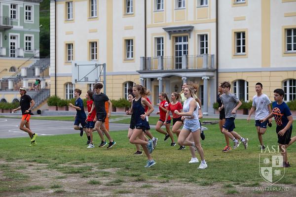 TASIS Fall Varsity Sports Tryouts