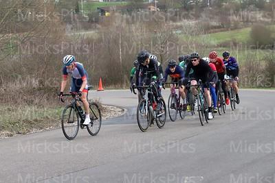 Ladies & cat 4 race   Hog Hill