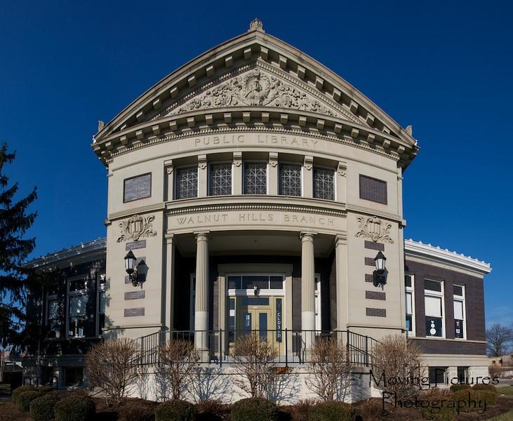 Walnut Hills Carnegie Branch Library
