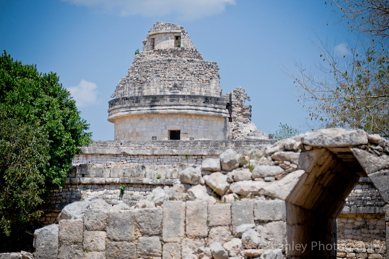 El Caracol or The Observatory at Chichen Itza