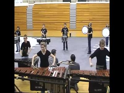 2012-03-10  RHS Indoor Drumline Video Performances