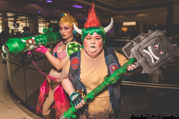 Dragon Con 2018 - Friday
