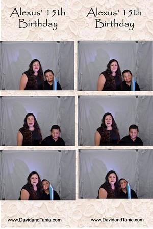 Photobooth Alexus