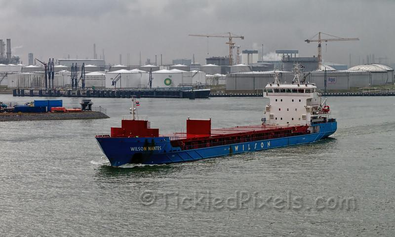 Cargo Ship 'Wilson Nantes'