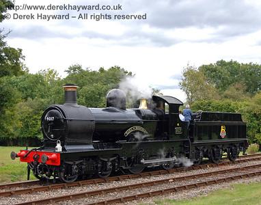 9017 Earl of Berkeley (3217) (Black livery)