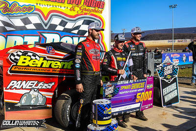 Port Royal Speedway - Collin Wyant - 3/21/21