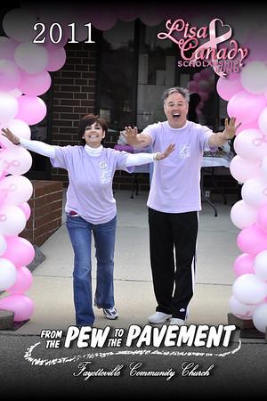 2011-2nd Annual Celebrate Life Cancer Walk