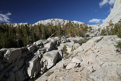 Wallace Creek To Mt. Whitney - July 9-10, 2010