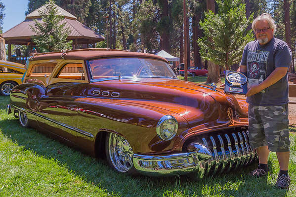 8th Annual Foresthill Classic Car Show, August 14, 2016
