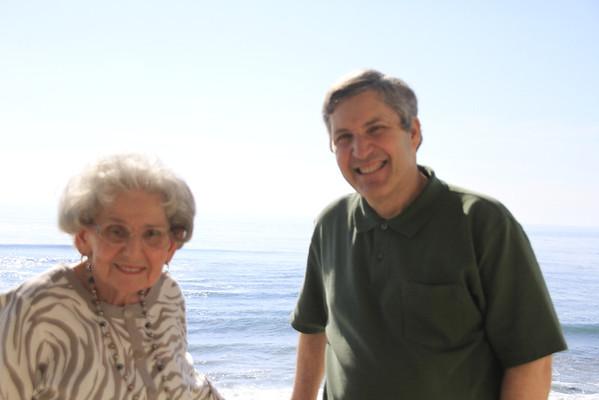 Steve's  Visit to California, January 2014