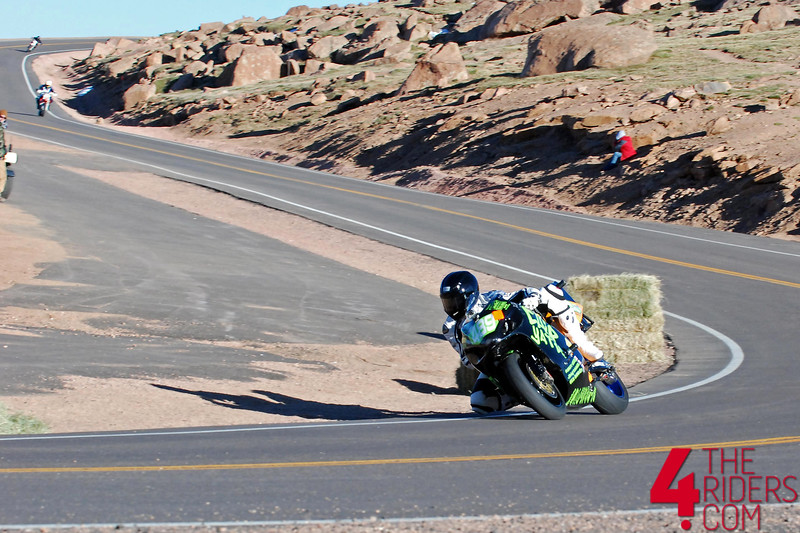 pikes peak electric bike world record chip yates