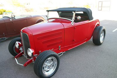 1932 Ford roadsters