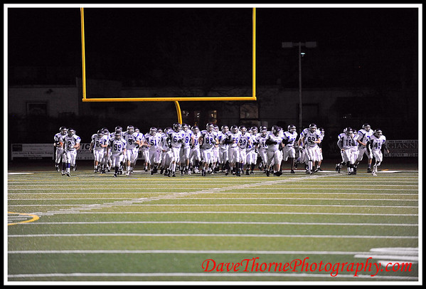 Football - RBC vs Rumson  Nov 2011
