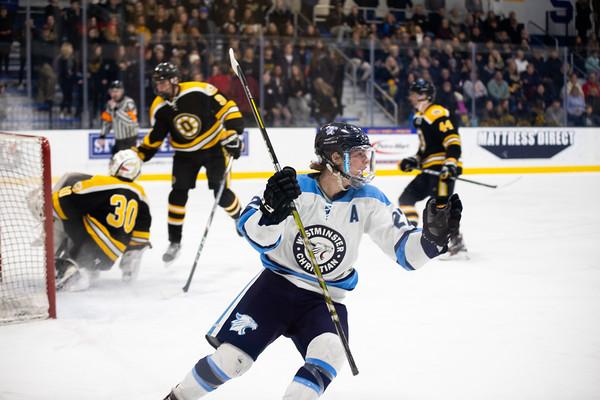 Ice Hockey: Oakville vs Westminster