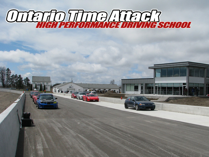 The new Driver Development Centre at CTMP