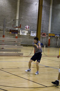 VTC Volleyball B-League Fall 2006 Playoffs Photos by Thy