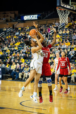 U Of M Women's Basketball