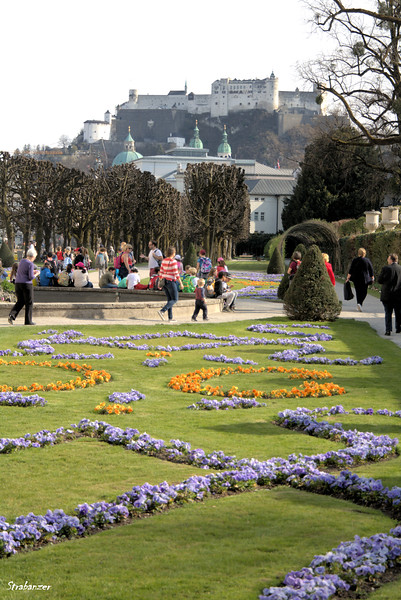 Mirabell Gardens, Salzburg, Austria, 04/02/2019 This work is licensed under a Creative Commons Attribution- NonCommercial 4.0 International License