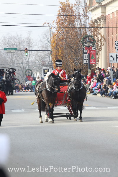 2015 Lebanon Christmas Carriage Parade