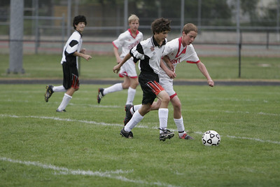 Boys JV Soccer - 2006-2007 -  8/24/2006 Thornapple-Kellogg