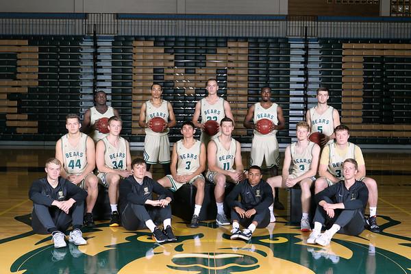 Men's Basketball Team 2018-2019