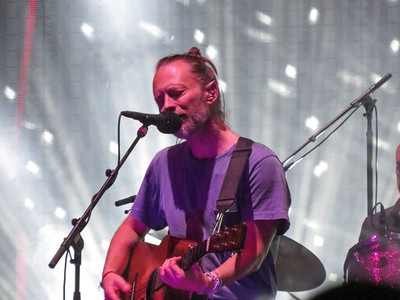 Radiohead June 2018