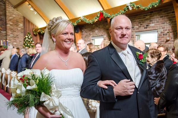 Kristin & Warren's Wedding Dec 2010