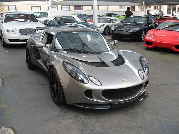 McLaren F1, Ferrari, Lamborghini  in Los Gatos