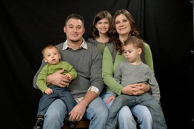 Cox's Family Photos 2011