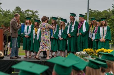 The Graduation Ceremony Set one