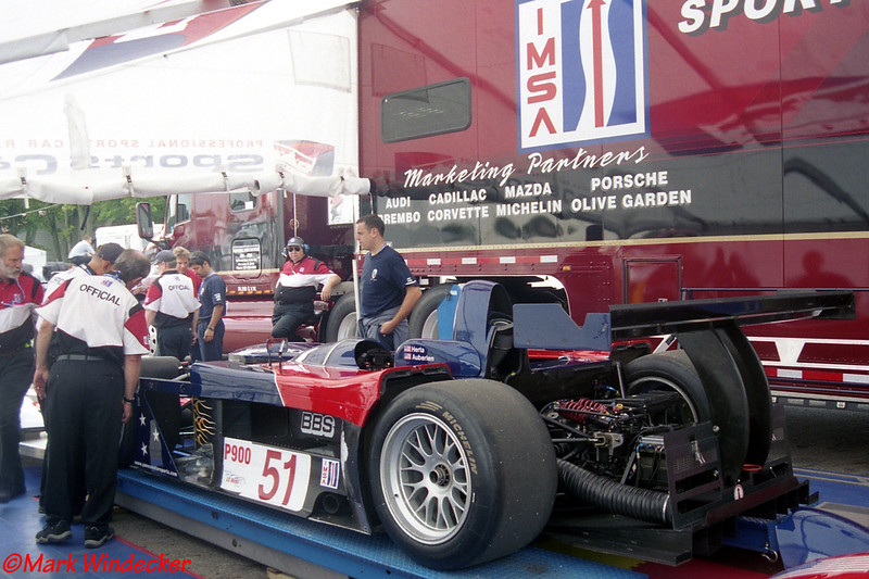 LMP900-Panoz Motor Sports