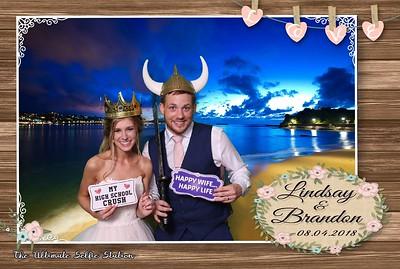 Brandon & Lindsay Wedding
