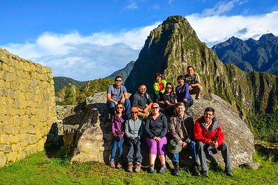 2015 Dec, MachuPicchu & the Sacred Valley by Country Walkers