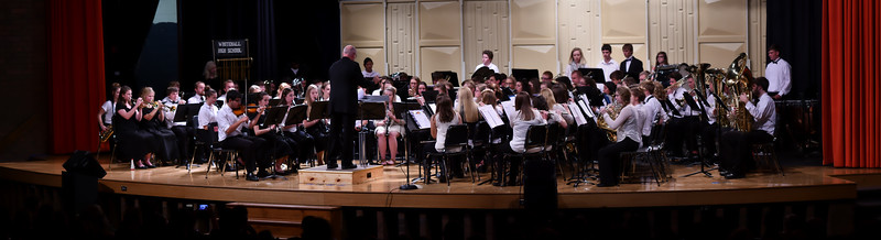 Honors Band / Choir 2016