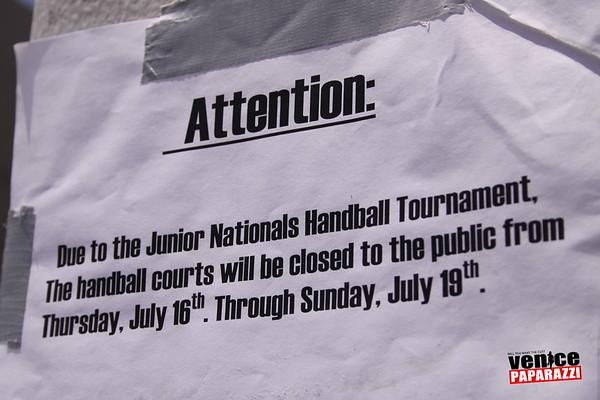 07.19.09 Junior National Handball Tournament.