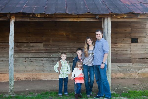 Swisher Family 2015