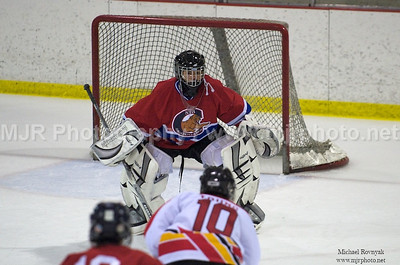 St. Johns vs Connetquot Ice Hockey 01.18.09