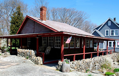 The Rockport Paper House